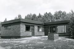 Jukola 74-talo,  Vaasan Asuntomessut 1975, Suomen Tiiliteollisuusliitto ry