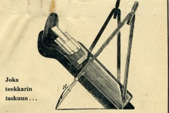 Keskuskirjakauppa Oy v. 1956