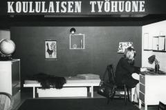 """Kymppi"" kalustesarja nuorille 1960-1970-luku"