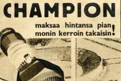 Champion tulpat