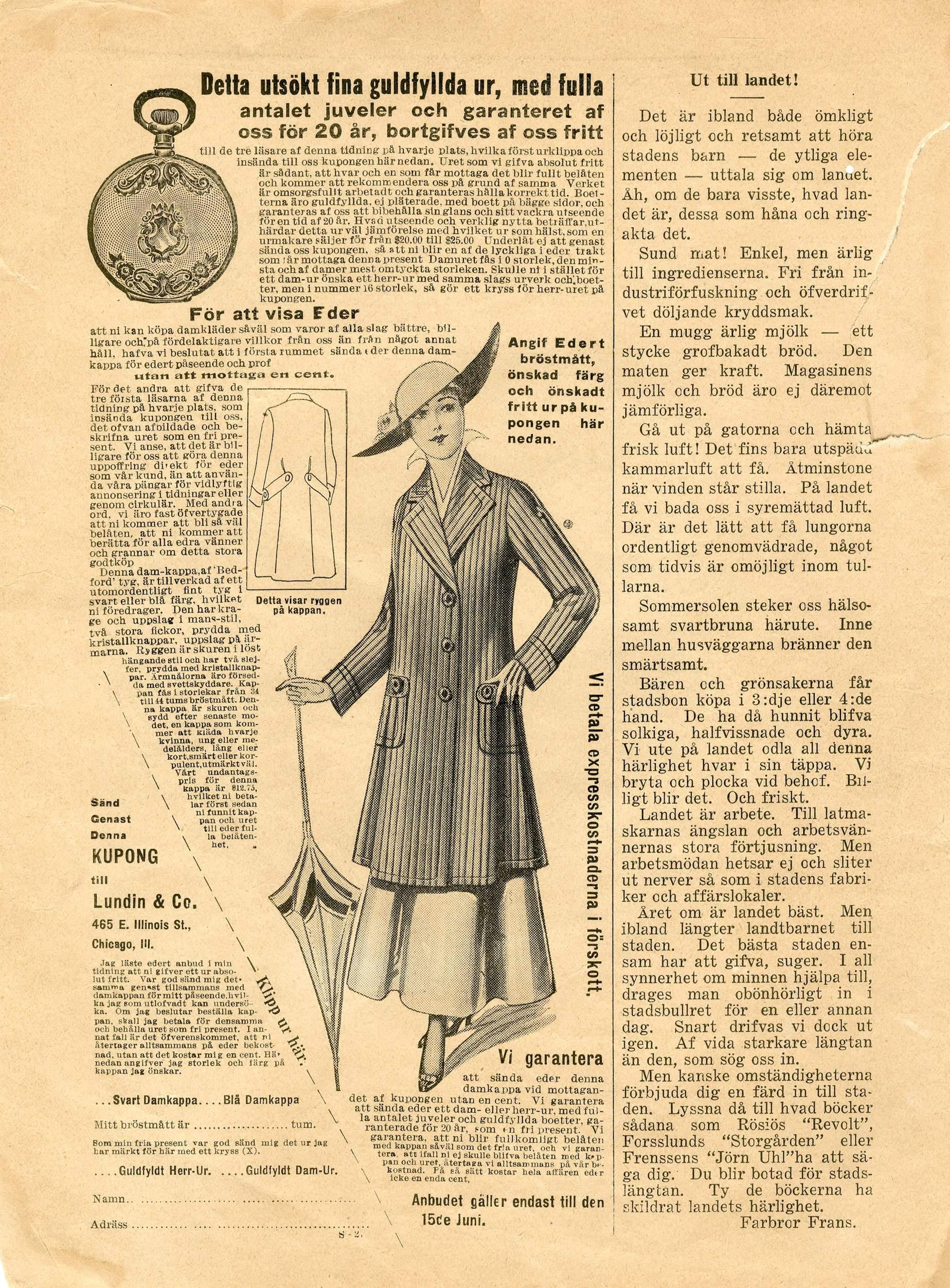 Qvinnan och Hemmet 5/1915