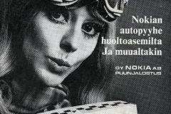 Nokian autopyyhe