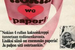 Nokia WC-paperi