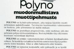 Polyno-muottipehmuste