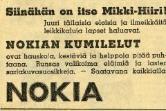 Nokian kumilelut