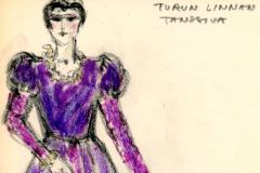 Turun linnan tanssija, Jaakko Ilkka -ooppera, Ilmajoen Musiikkijuhlat (1978)