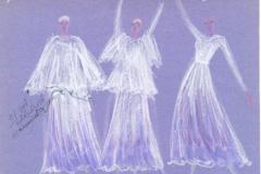 Halla-kuoro, Viimeiset kiusaukset -ooppera, Suomen Kansallisooppera (1994)