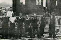 S/S Arnen miehistö