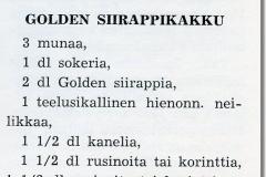 Golden siirappikakku