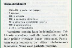 Rusinakokkareet