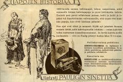 Tapojen Historiaa II