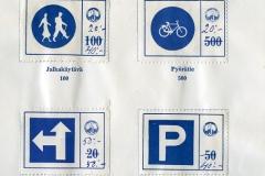 Liikennemerkit I