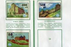 Suomen vanhat linnat