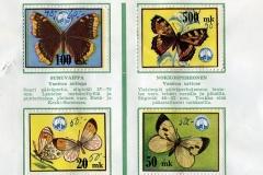 Tunnetko perhosia II