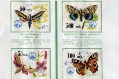 Tunnetko perhosia III