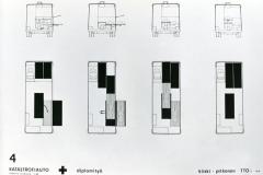 Piirustus auton sisällä sijaitsevan potilaspöydän toiminnasta.