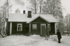 Kontiolahti, Lehmo, metsäteknikon asunto, rak. v. 1890.