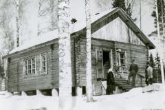 Konginkangas, Pyyrinlahti, metsäkämppä , rak. v. 1945.