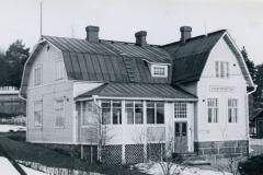 Savonlinna, Laitaatsilta, Laivastokonttori, rak. v. 1917.