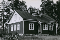 Joensuu, Kukkosensaari, työnjohtajan asunto, rak. v. 1925.