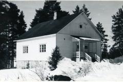 Kesälahti, työnjohtajan asunto, rak. v. 1938.