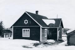 Kesälahti, Marjoniemi, metsäkämppä, rak. v. 1891.
