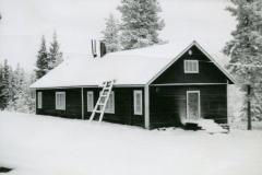Valtimo, Koiravaara, Sivakkajoen kämppä, rak. v. 1935.