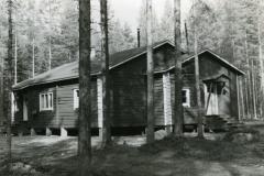 Pielisjärvi, Lieksa, Rimpisuon kämppä, rak. v. 1961.