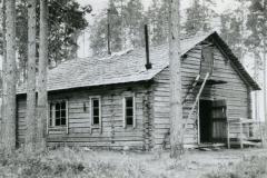 Pielisjärvi, Pankajärvi, Lietesalmen kämppä, rak. v. 1930.