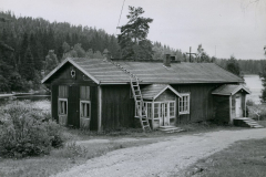 Valkeala, Kourula, Tirvan uittotalo, rak. v. 1900.