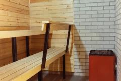 Hammaslahden kaivoksen sauna, 1970-luku, Outokumpu Oy