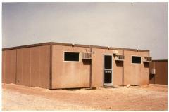 Sauna Libyassa, YIT:n arkisto.
