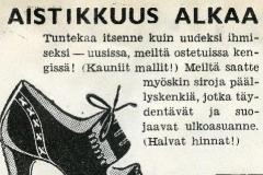 Kumikauppa Oy v. 1934