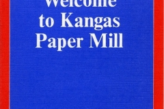 Wellcome to Kangas Paper Mill