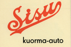 Sisu-kuorma-auto, 1930-luku