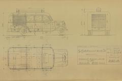 Chevrolet palo-auto vuodelta 1933