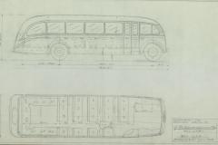 Reo linja-auto vuodelta 1937