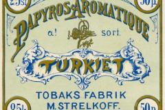 Tobaks Fabrik M. Strelkoff