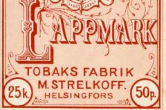 Tobaksfabrik M. Strelkoff