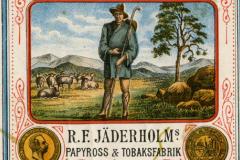 R. F. Jäderholm's Papyross & Tobaksfabrik