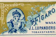 J. L. Lupanders Tobaksfabrik