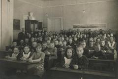 Koululaisia