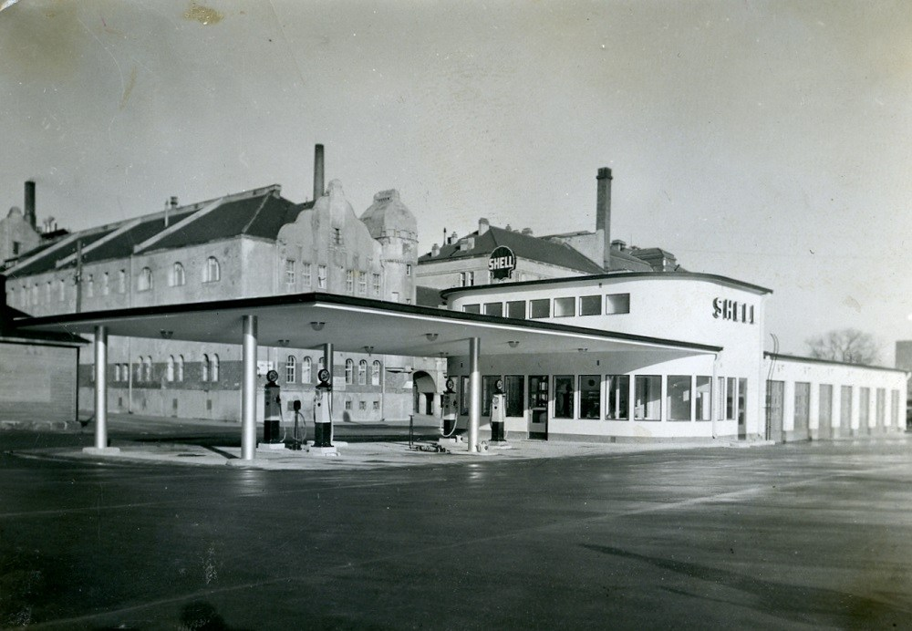 Helsinki-Salomoninkatu, rakennettu 1935