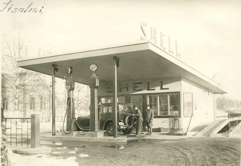 Iisalmi, rakennettu 1932