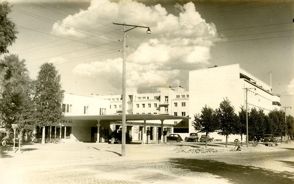 Joensuu, rakennettu 1938