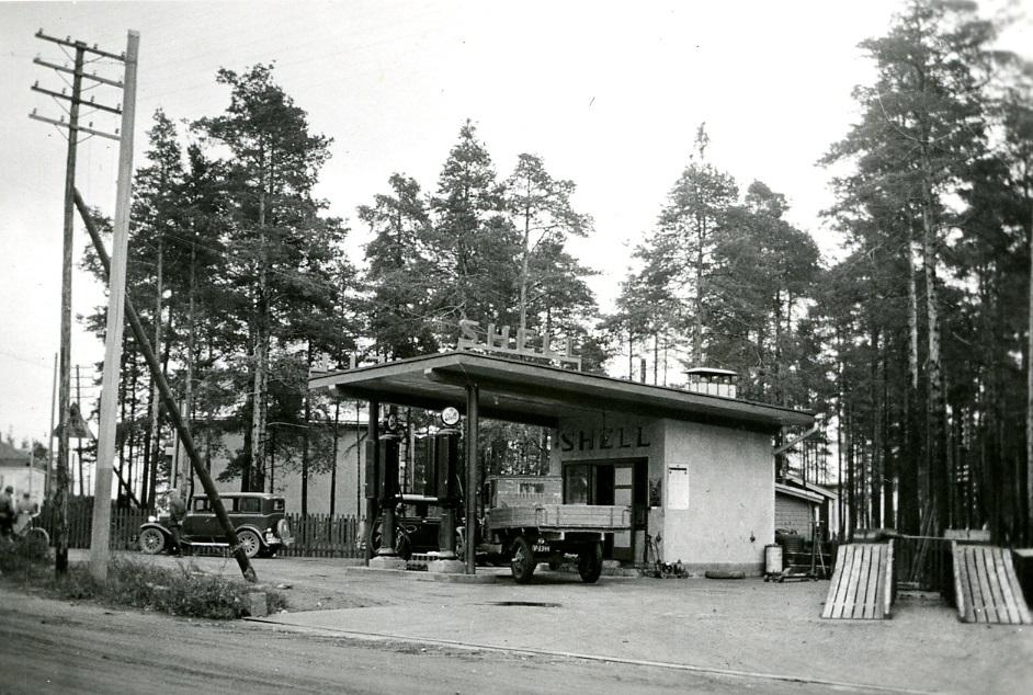 Kouvola, rakennettu 1931
