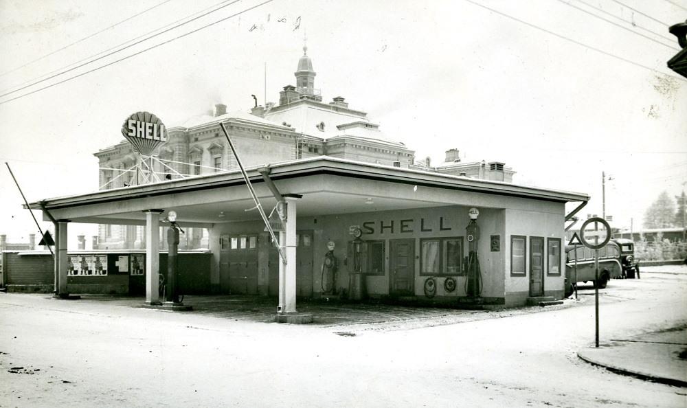 Kuopio, rakennettu 1932