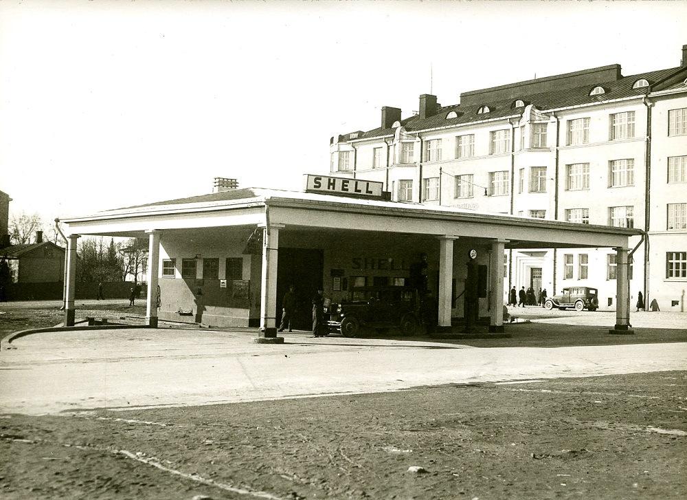 Lahti, rakennettu 1931