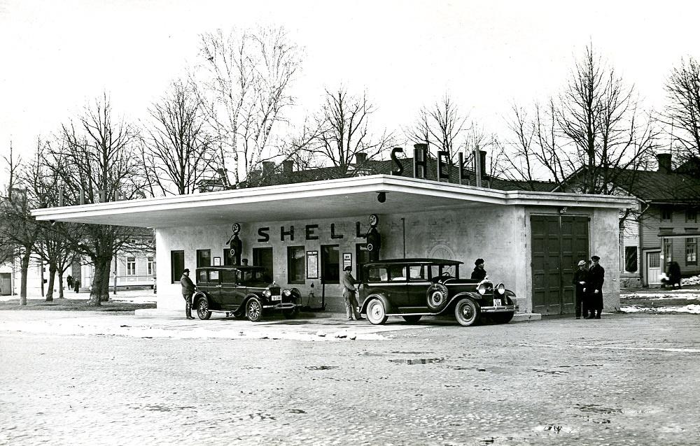 Porvoo, rakennettu 1932