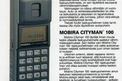 Mobira Cityman